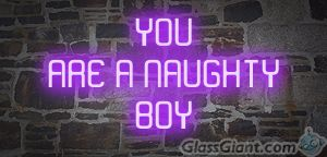 Naughty Boy Graphic