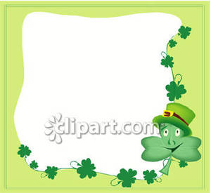 St Patrick's Stationary