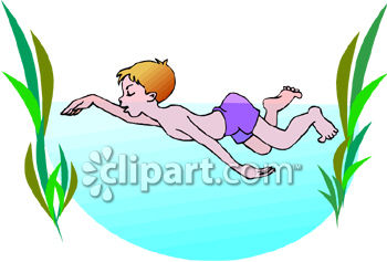 summer clipart picture of a a boy swimming in the ocean rh clipartguide com swimming clipart girl swimming clip art for kids