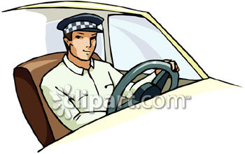 taxi cab driver royalty free clipart picture rh clipartguide com driver clipart free truck driver clipart