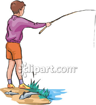 boy fishing royalty free clipart picture rh clipartguide com Boy with Fishing Pole Clip Art boy and girl fishing clipart