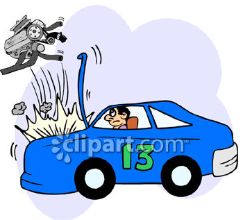 clipart picture of the engine blowing out of a race car rh clipartguide com train engine clip art train engine clip art