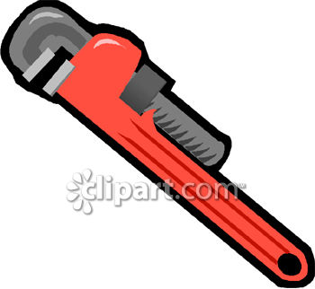 Plumbers Pipe Wrench