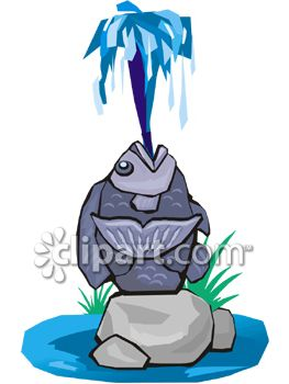 fish shaped water fountain royalty free clip art illustration rh clipartguide com fountain clip art free fountain clipart