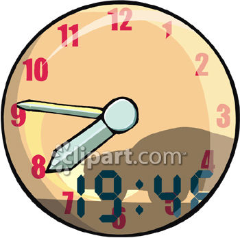 "clip art images of clocks. This ""clock clip art"" clipart image is available through a low cost"
