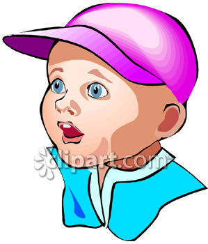 small boy wearing a ball cap with an amazed look on his face rh clipartguide com look clipart eyes look clipart eyes