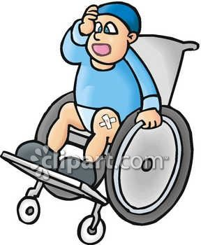 Wheelchair Assistance | Wheelchair ramp clip art