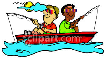 racially diverse friends fishing clipart royalty free clip art rh clipartguide com fishing clipart free download fishing clip art free download