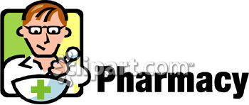 Medical Care Icon Buttons-Pharmacy