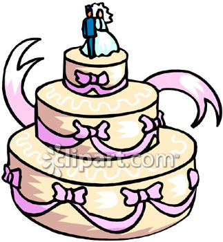 a beautiful wedding cake royalty free clip art image rh clipartguide com free wedding cake clipart images wedding cake clipart png