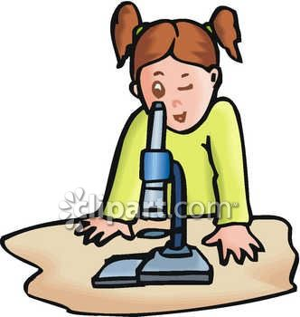 royalty free clipart image young girl looking through a microscope rh clipartguide com microsoft clip art microsoft clip art gallery