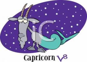 Astrology Symbol for Capricorn