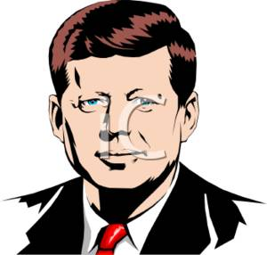JFK Illustration