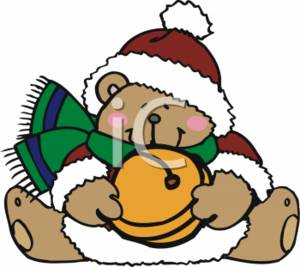 Bear With a Jingle Bell