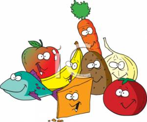 Vege Cartoons