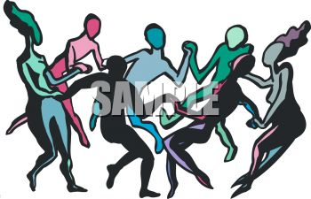 people dancing clip art royalty free clipart illustration rh clipartguide com