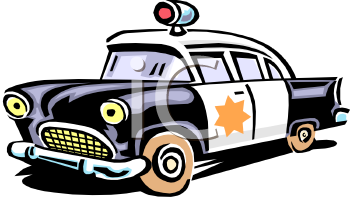vintage cartoon 1950 s police car clipart royalty free clip art rh clipartguide com police car clip art free police car clipart images