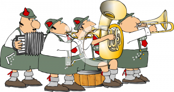Clip Art Oktoberfest Clipart oktoberfest clip art royalty free clipart illustration