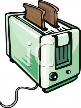 Hand Drawing Of An Electric Toaster Royalty Free Cliparts, Vectors, And  Stock Illustration. Image 32349193.