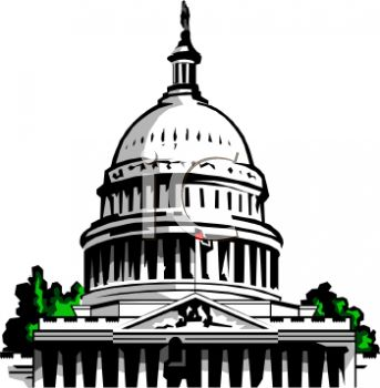 u s capitol building royalty free clipart image rh clipartguide com us capitol building clipart capitol building clipart black and white