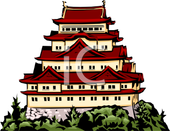 Large Asian Style Building