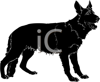 black german shepherd royalty free clip art picture rh clipartguide com german shepherd clip art black and white german shepherd clip art free