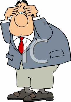 confused man royalty free clip art picture rh clipartguide com