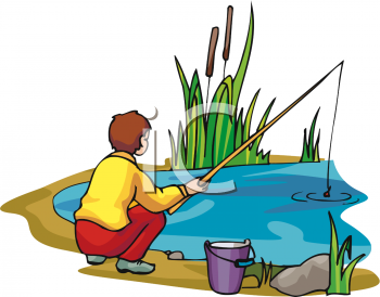 kid fishing in a pong royalty free clipart picture rh clipartguide com fishing clipart images fishing clip art for kids