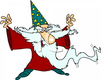 0511-0811-0415-3727_Cartoon_of_an_Evil_Wizard_Casting_a_Spell_clipart_image.jpg