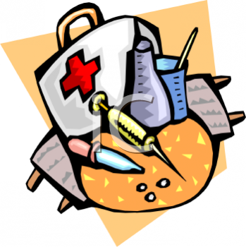 Medical Supplies-First Aid Kit