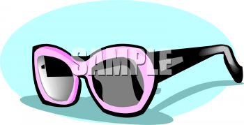 Pink and Black Shades