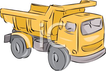 royalty free clipart image toy dump truck rh clipartguide com dump truck clipart images free dump truck clip art free