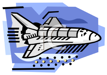 Space Shuttle Clip Art Free - Space Shuttle Clipart Free, HD Png Download -  kindpng