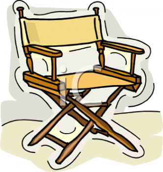 director s chair royalty free clip art image rh clipartguide com director clipart png director clipart