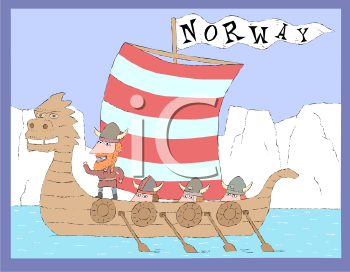 Tourism-Norway Poster