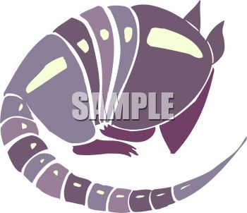 Simple Armadillo Design