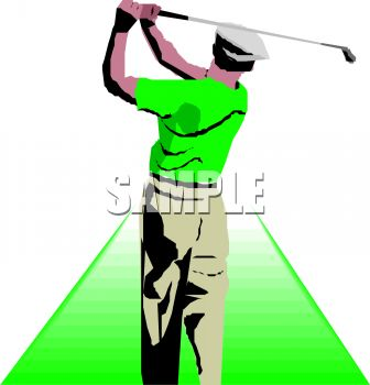 royalty free clip art image sports design man playing golf rh clipartguide com sport clipart free download sports border clipart free