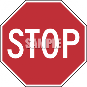 Road Sign-Stop Sign