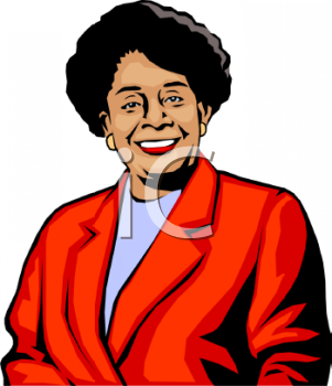elderly black woman royalty free clipart image rh clipartguide com woman clipart black & white women clip art free