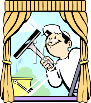 window cleaner using a squeegie royalty free clip art image rh clipartguide com free windows 10 clipart free windows clipart downloads