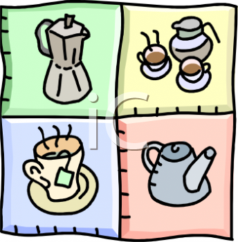 Hot Beverages-Tea and Coffee