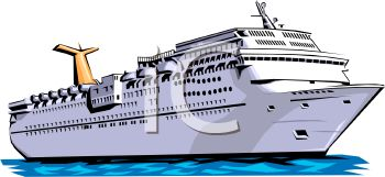 Realistic Cruise Ship
