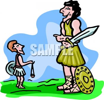 Bible Story - David and Goliath