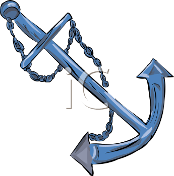 Anchor for a Boat