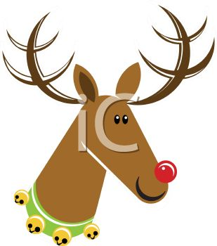 royalty free clip art image red nosed reindeer rh clipartguide com free clipart of rudolph the red nosed reindeer rudolph the red nosed reindeer clip art images