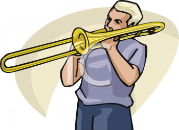 man playing a trombone royalty free clip art illustration rh clipartguide com
