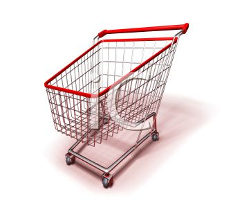 Wite Shopping Cart