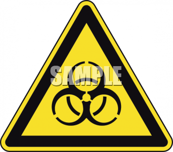 safety triangle for nuclear hazard royalty free clip art illustration rh clipartguide com free safety clipart images safety first clipart free