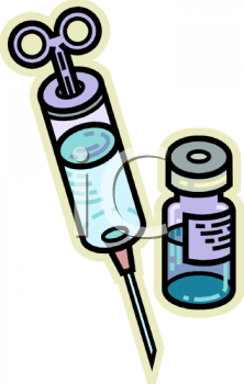 Hypodermic Needle and Insulin