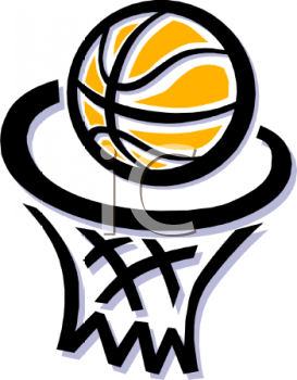 Basketball Hoop Swoosh Clipart Images & Pictures - Becuo